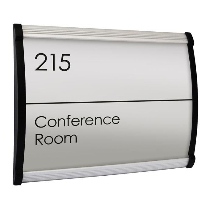 Aktualne Tablice informacyjne, szyldy ścienne, tabliczki na drzwi - Montax KK19