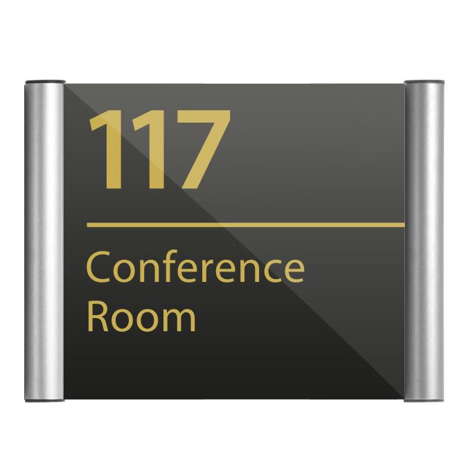 Cudowna Tablice informacyjne, szyldy ścienne, tabliczki na drzwi - Montax SH63